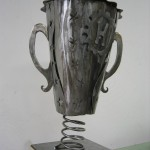 Side of Trophy