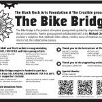 BRAF BikeBridge Plaque
