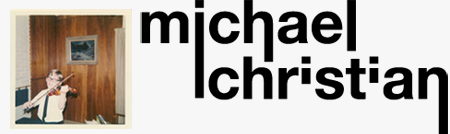 The Art of Michael Christian - The Art of Michael Christian