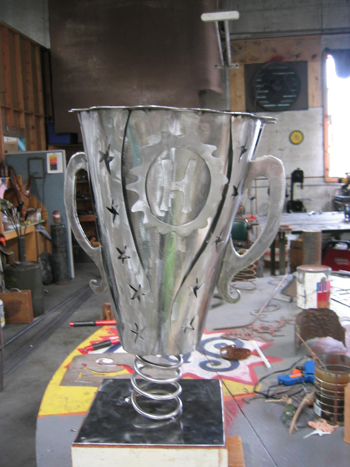 Front of Trophy 2